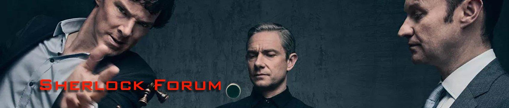 Sherlock Forum